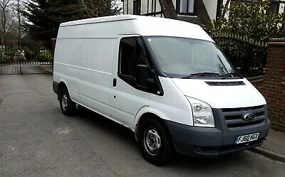 Ford Transit LWB Medium Roof ** I OWNER FROM NEW, SERVICED YEARLY, PERFECT DRIVE