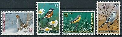 [H17427] Luxembourg 1994 BIRDS - Fauna Good set of stamps very fine MNH