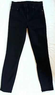 Nobody Cult Ankle High Rise Skinny Leg womens jeans size 31