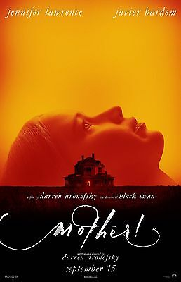 Mother movie poster (d) - Jennifer Lawrence poster - 11 x 17 inches