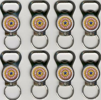 Newcastle Brown Ale 8 Beer Bottle Wrench Metal Openers New