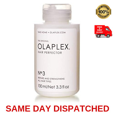 OLAPLEX Hair Perfector No 3 Number 100mL Hair Repairer. SAME DAY DISPATCHED