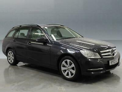 Mercedes-Benz C Class C220 CDI BlueEFFICIENCY Executive SE 5dr Auto