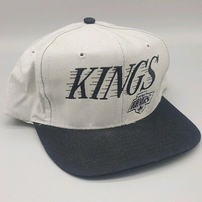 the best attitude e120a a268f VINTAGE LA KINGS Snapback CAP Hat Pro Star Los Angeles NWA 90s MINT