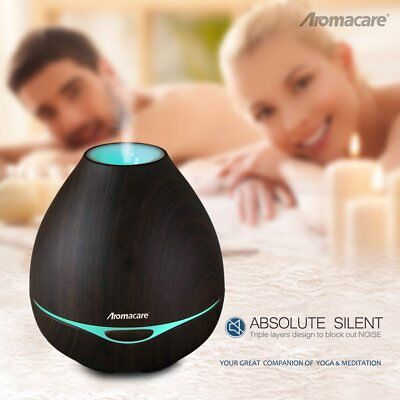 Aromacare Serenity Series - Essential Oil diffuser with led lights - UK Seller