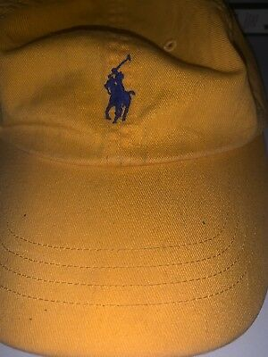 Classic Embroideried Small Pony Polo RL Baseball Cap Men's Chino Sports Sun Hat