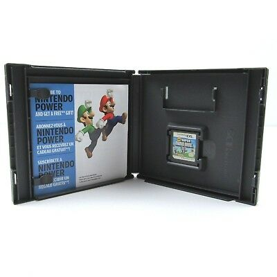 Nintendo DS New Super Mario Bros 2006 Video Game Tested Works