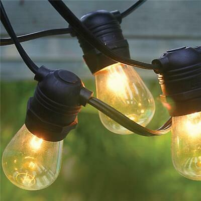 Asian Import Store OUT24NDE2616CLB 24 Socket Outdoor Commercial String Light Set