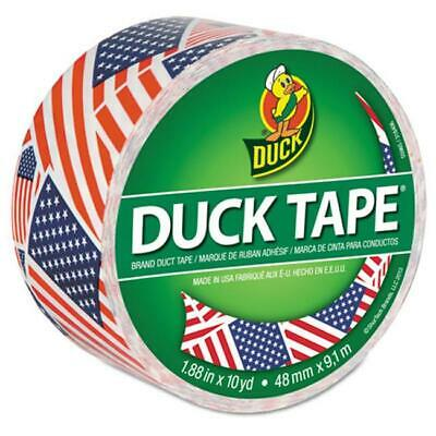 Duck 283046 Colored Duct Tape US Flag