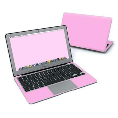 DecalGirl MBA11-SS-PNK DecalGirl MacBook Air 11in Skin - Solid State Pink