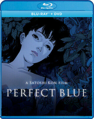 Perfect Blue [New Blu-ray] 2 Pack, Subtitled, Widescreen