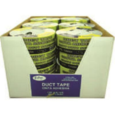 DDI 1773630 Duct Tape - Silver - 1.89  (2 ) x 60 yards Case of 24