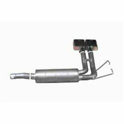Gibson 9516 Cat-Back Performance Exhaust System Super Truck