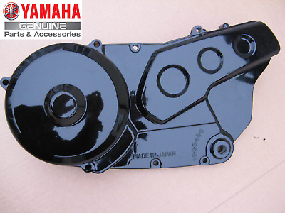 NOS.. GENUINE YAMAHA RD350 YPVS RZ350 Left side engine cover.. 29L-15410-00.