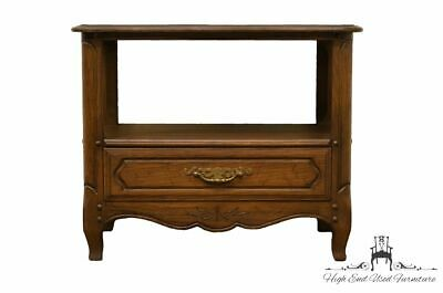 "DAVIS CABINET Co. Solid Walnut Country French 28"" Nightstand 915"