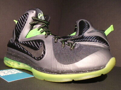 competitive price 8444a 932c4 2012 Nike Lebron Ix 9 Dunkman Dark Grey Black Volt Neon What The 469764-006