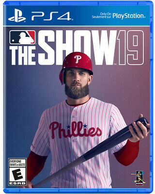 Mlb The Show 19 Videogames