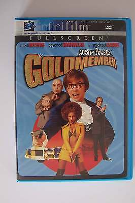 Austin Powers in Goldmember DVD Movie Mike Myers