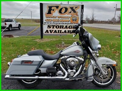 2010 Harley-Davidson Touring Electra Glide® Classic 2010 Harley-Davidson Touring Electra Glide Classic Used