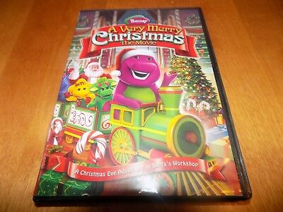 Barney A Very Merry Christmas The Movie Dvd.Barney A Very Merry Christmas The Movie Kid S Holiday Classic Children S Dvd