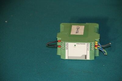 Phoenix Contact Power Supply Switch MINI-PS-100-240AC/2X15DC/1