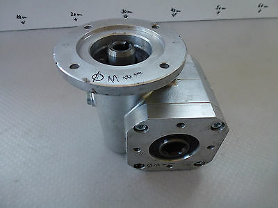 Rexroth 3842541320 Angle Gear Cs: Gs 14-1 I=4,8 1 Ø 0 7 16in or 6kant 0 21/32in