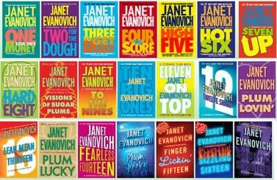 23 AUDIOBOOKS - Stephanie Plum Series by Janet Evanovich MP3 INSTANT DELIVERY