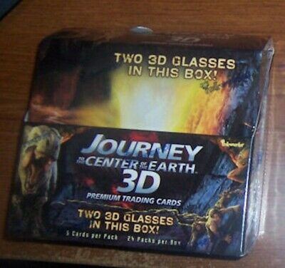 Journey To The Centre Of The Earth Caseloader Chase Card CL-1