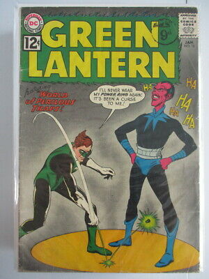 Green Lantern Vol. 2 (1960-1988) #18 VG (Cover Detached)