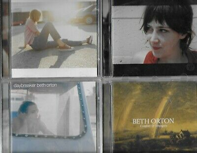 BETH ORTON 4 Cd Trailer Park Central Reservation Daybreaker