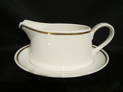 Royal Tuscan SOVEREIGN - Gravy Boat and Stand - BRAND NEW