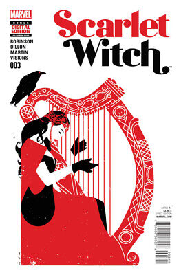 Scarlet Witch #3 (NM)`16  Robinson/ Dillon