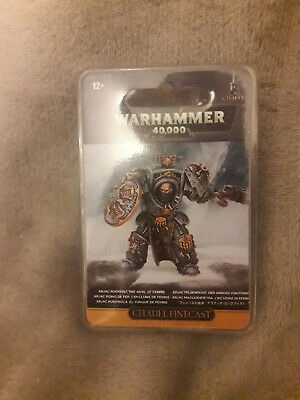 Warhammer 40000 Space Wolves Arjac Rockfist New in Box