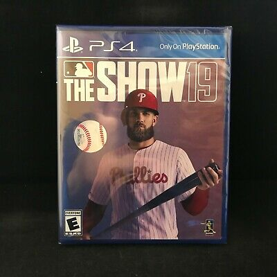 MLB 19: The Show (PS4 / PlayStation 4) Brand New / Region Free