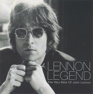 JOHN LENNON - Lennon legend - The very best of - CD album