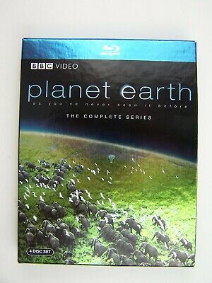 Planet Earth: The Complete BBC Series Blu-Ray Box Set