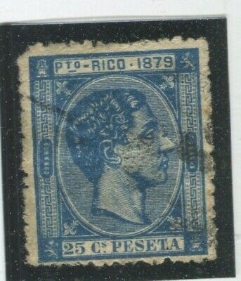 Puerto Rico Stamps #27 Used,Fine-VF  (X140N)