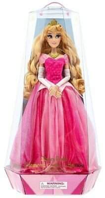 Disney Parks Aurora Doll Diamond Castle Collection Limited Edition - NEW