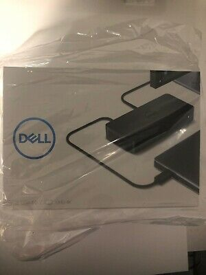 Dell D3100 USB 3.0 Ultra HD 4K Docking Station