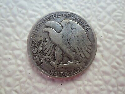 1945-D Walking Liberty Half Dollar 90% SILVER US Mint
