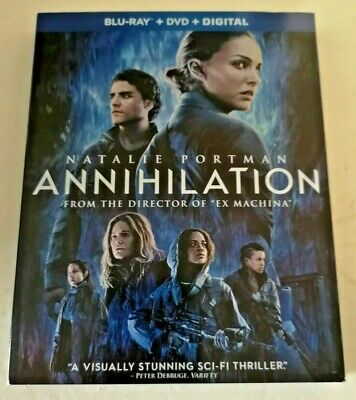 Annihilation (Blu Ray DVD - Region Free)