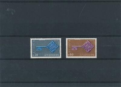 [118798] Europa 1968 good set very fine MNH stamps