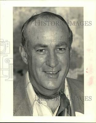 1979 Press Photo Colonel Maury Udell - Based at the Ellington Air Force Base