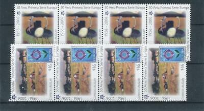 [18834] Uruguay 2006 : EUROPA - 4x Good Set Very Fine MNH Stamps in Strips