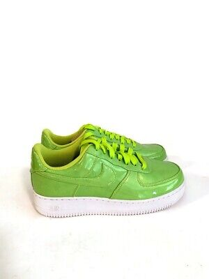 newest 60083 736c6 Nike Air Force 1  07 LV8 UV Mens Size 7 Shoes Cyber Green AJ9505 300