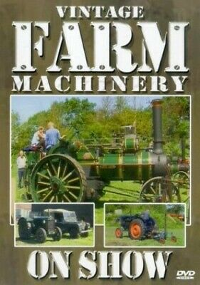 Vintage Farm Machinery On Show [DVD] -  CD P9VG The Fast Free Shipping