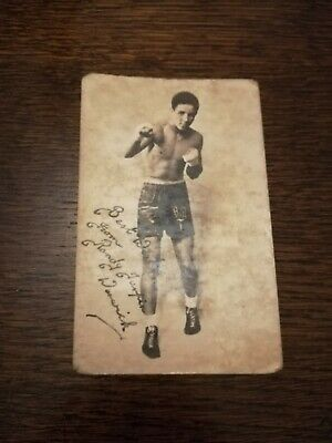 "RANDOLPH ""RANDY""TURPIN SIGNED VINTAGE real photograph"