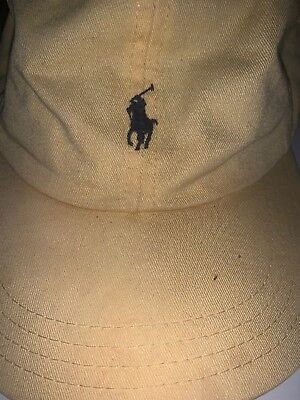 Classic Embroideried Small Pony Polo RL Baseball Cap pre owned