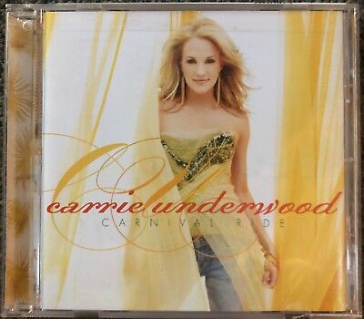 Carrie Underwood - Carnival Ride - CD - Sealed