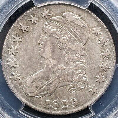 1829 Capped Bust Half Dollar Overton O-111a - PCGS XF45 - Sm. Letters